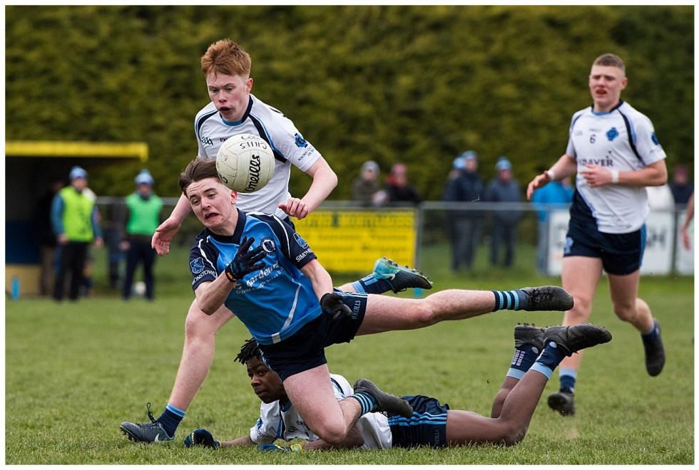 LMFM Minor Football League Final St COlmcilles Simonstown Seneschalstown Meath Football GAA Croke Park GAA Photographer