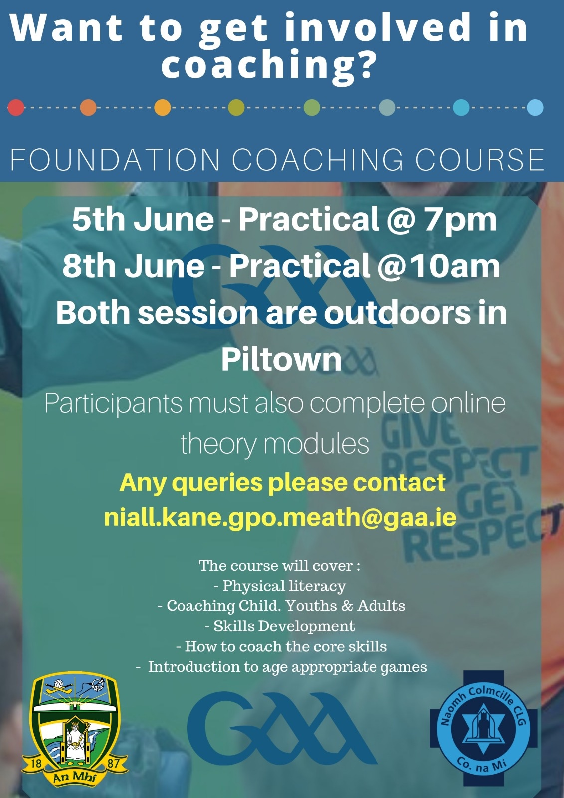 Foundation Coaching Course