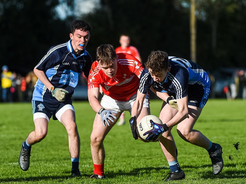 St Colmcilles Division Minor Final Vs Ballinlough