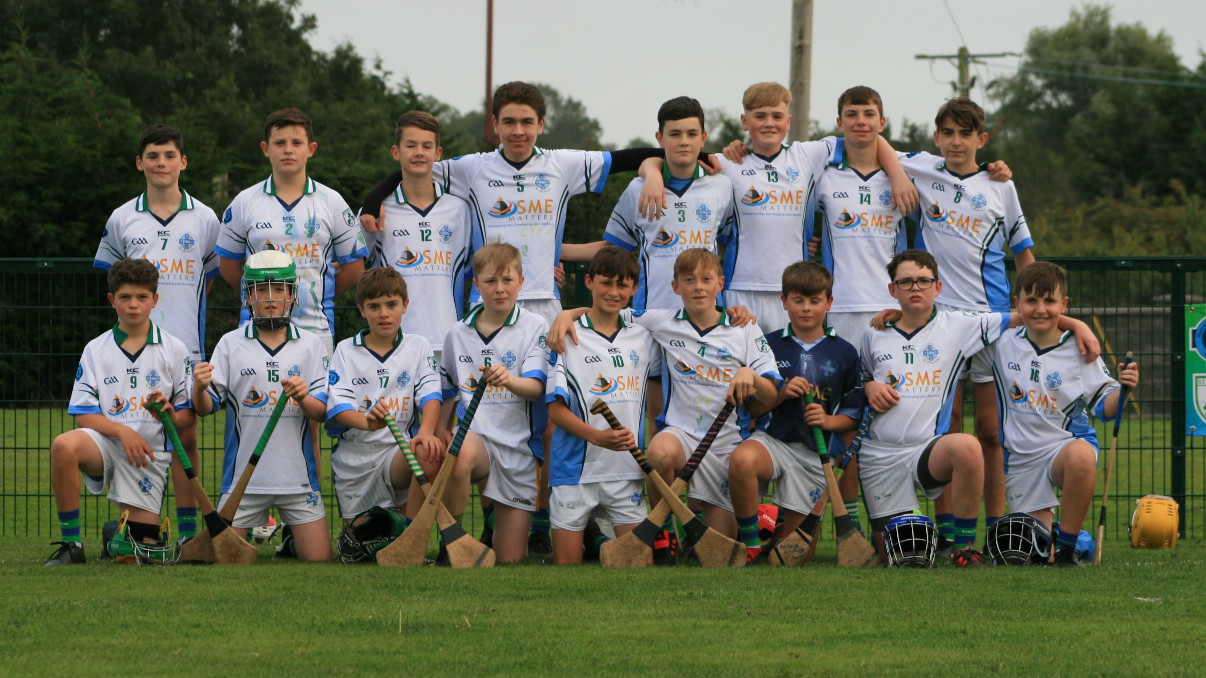 Saints Bring Silverware And Make History For East Meath Hurling.