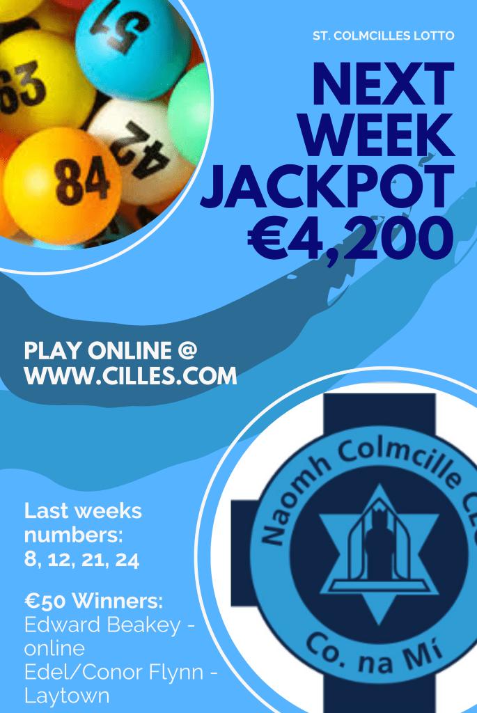 Lotto advertisement