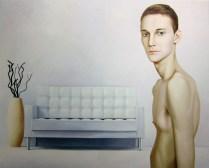 Eliza Douglas à la galerie Neue Alte Brucke