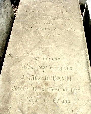 Aaron Boganim