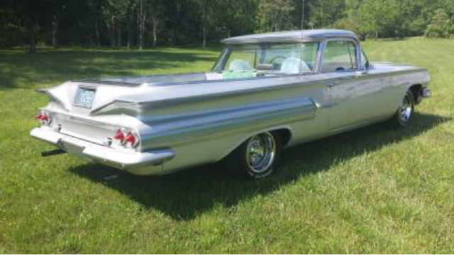 Chevrolet El Camino Sold Sold Sold