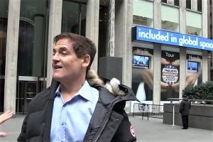 Mark Cuban: Don't Convince Me, Convince Your Neighbor About Bitcoin 101