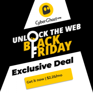 Take Your Privacy Back This Black Friday with CyberGhost VPN 102