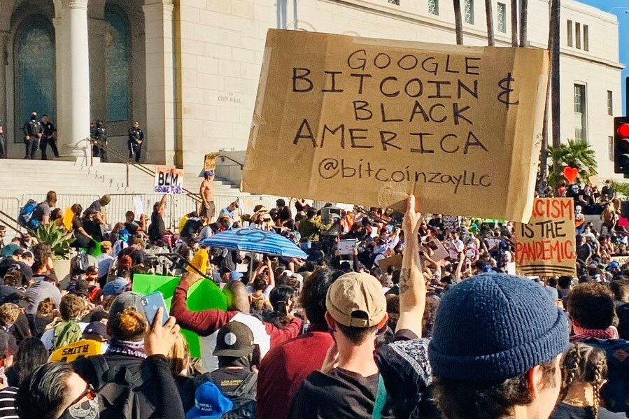 Photo of Bitcoin and Black America: A Digital Uprising