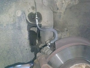 Jeep Grand Cherokee WJ 1999 to 2004 How to Replace Brake