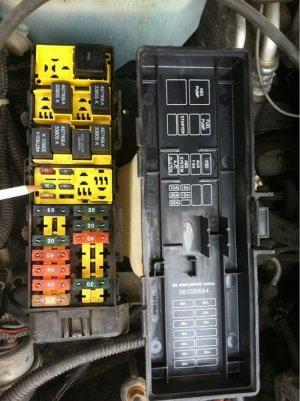Jeep Grand Cherokee ZJ WJ 1993 to 2004 Why is Battery Draining  Cherokeeforum