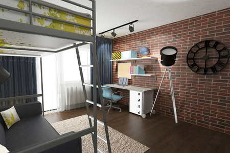 Converting A Bunk Bed Into A Loft Bed Doityourself Com