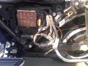 Harley Davidson Touring Fuse Box Diagram  Hdforums