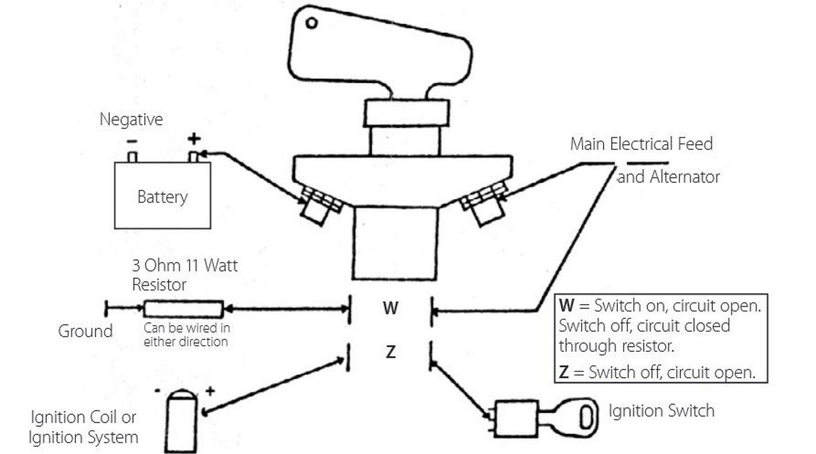 Magneto Kill Switch Wiring Diagram Schematics Small Engine Lawn Mower Ignition