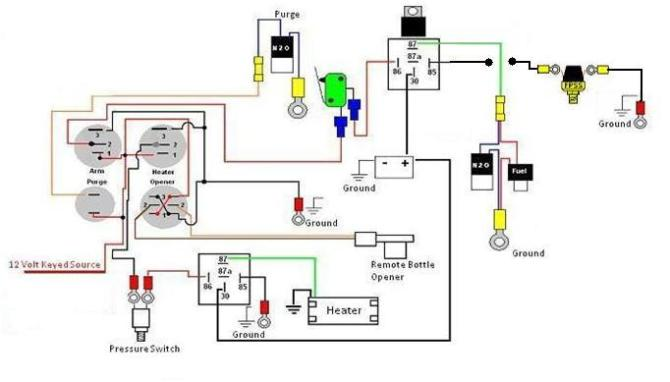 nitrous related wiring  page 16  ls1tech  camaro and