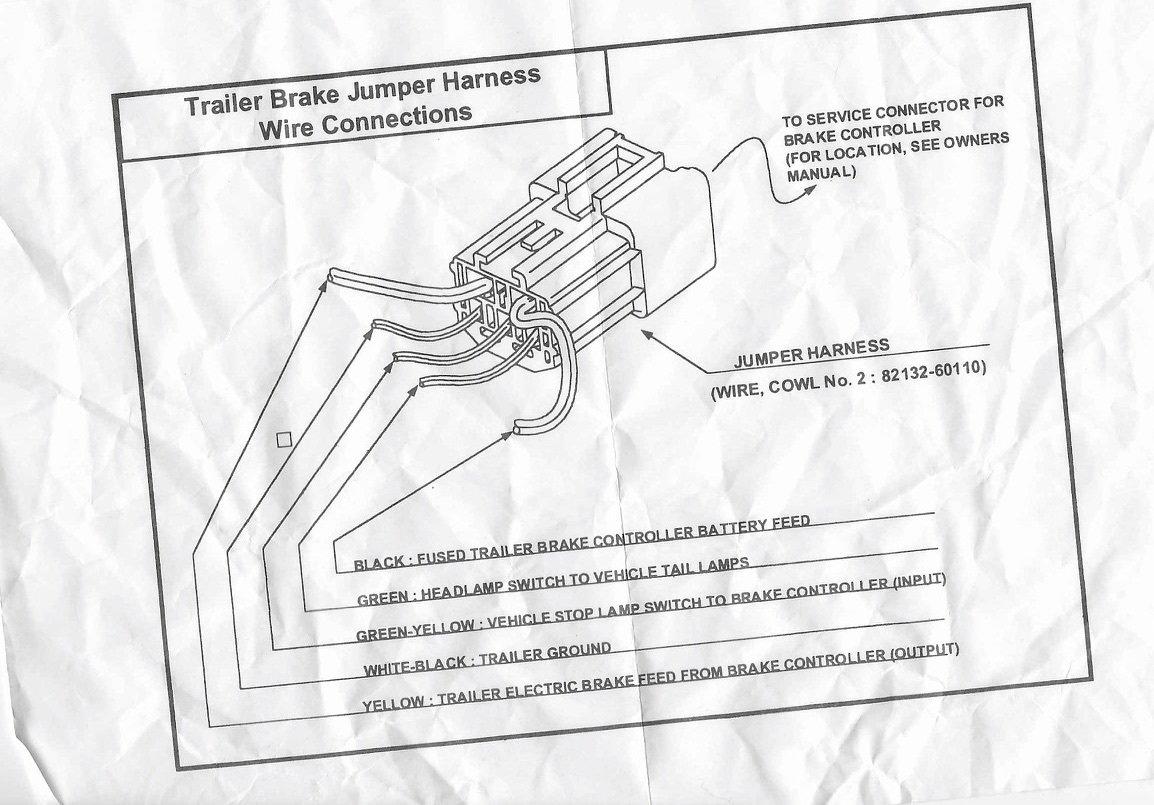 Hopkin Trailer Brake Control Wiring Diagram