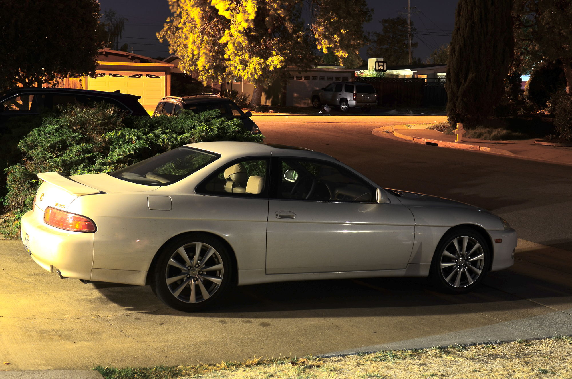 CA For Sale Los Angeles Bay Area 1997 Lexus SC300 With Manual