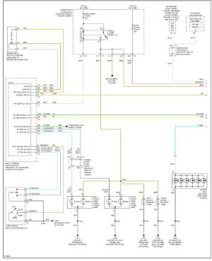 2006 tail light wiring diagram needed  CorvetteForum