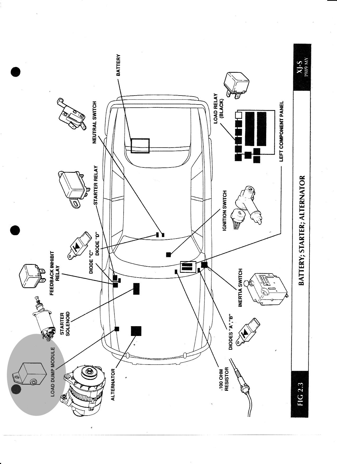 Jaguar E Type 3 8 Wiring Diagram
