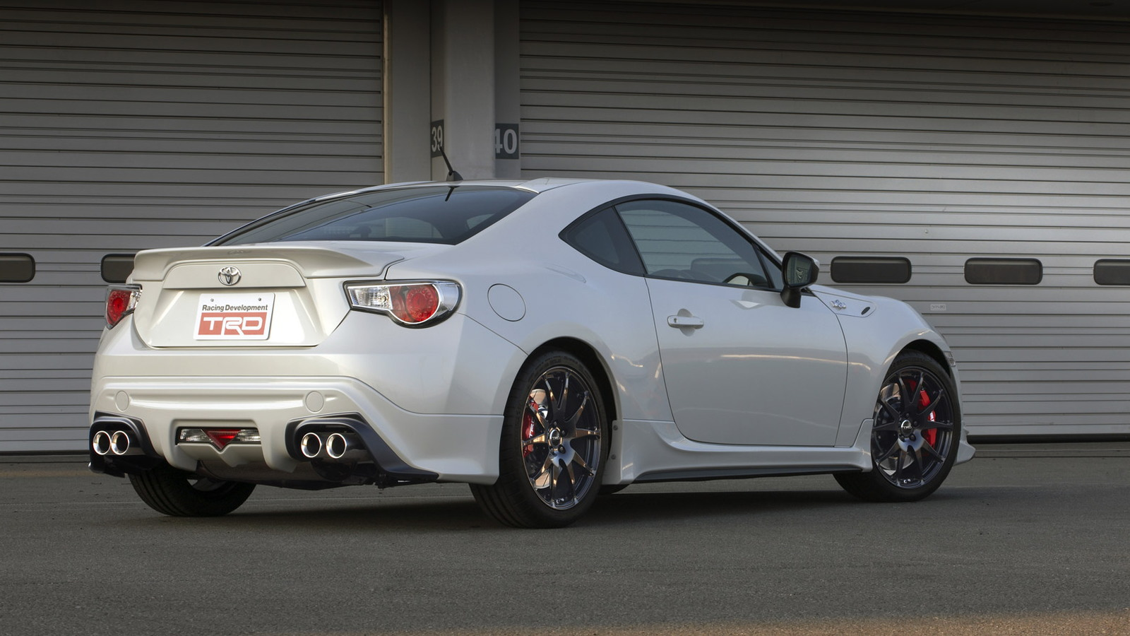 trd gt 86 to lead toyota offensive at