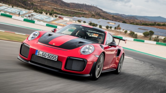 2018 Porsche 911 Gt2 Rs First Drive Review Fierce And Focused