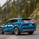 2020 Audi E Tron Electric Suv Range Boost Likely For Us Confirmed For Europe