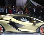 Lamborghini Sian Fkp 37 Honors The Late Dr Piech
