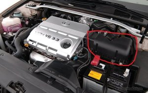 Lexus General Information and Remended Maintenance