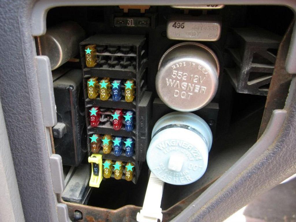 1996 Dakota Fuse Box Wiring Library Dodge Diagram Panel