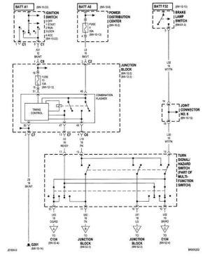 2003 Dodge 2500 Tail Light Wiring Diagram  Somurich