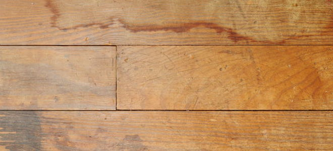 How To Repair Water Stained Wood
