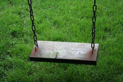 how to make a replacement swing seat