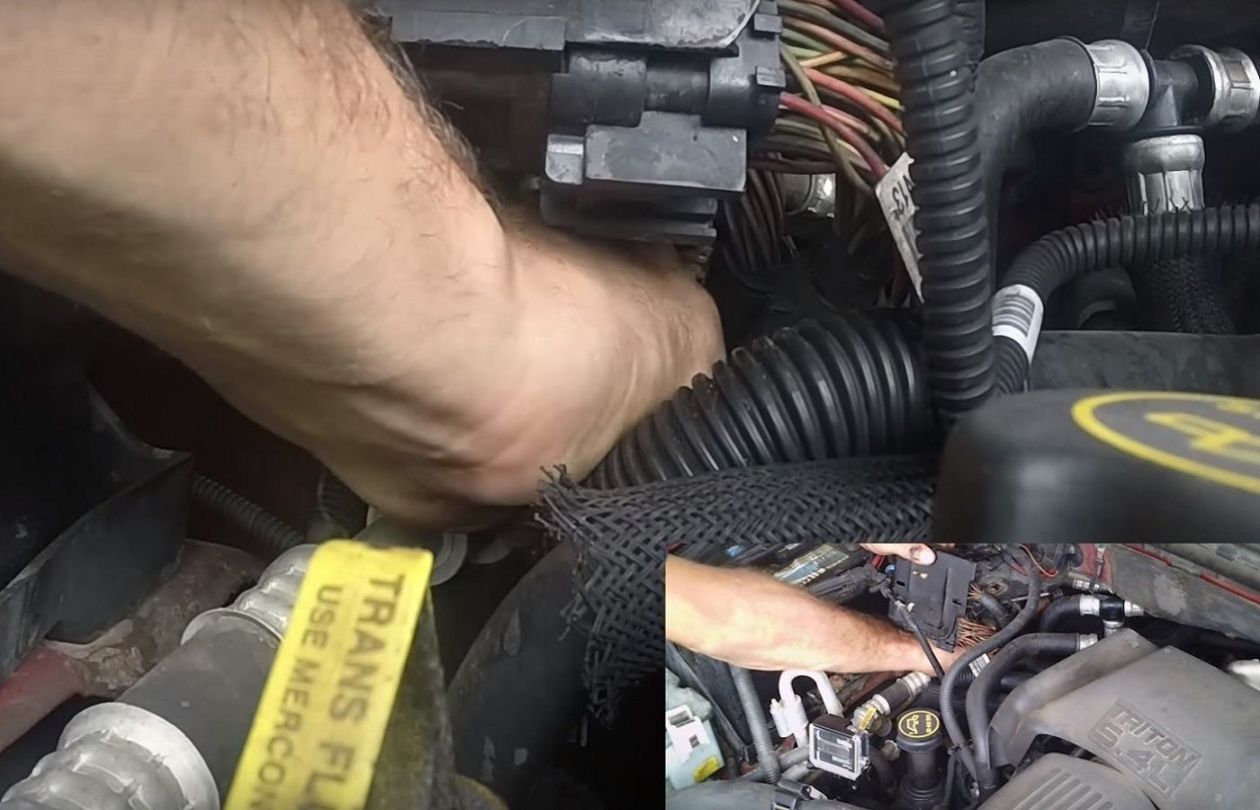 2003 Ford Expedition Fuse Box Location