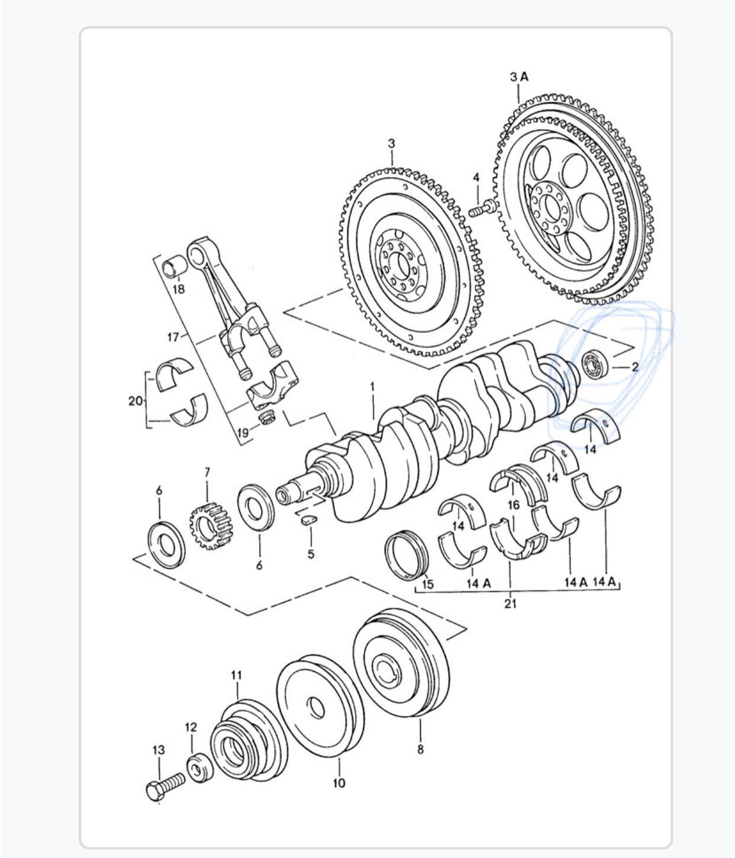 Assembling S4 Engine