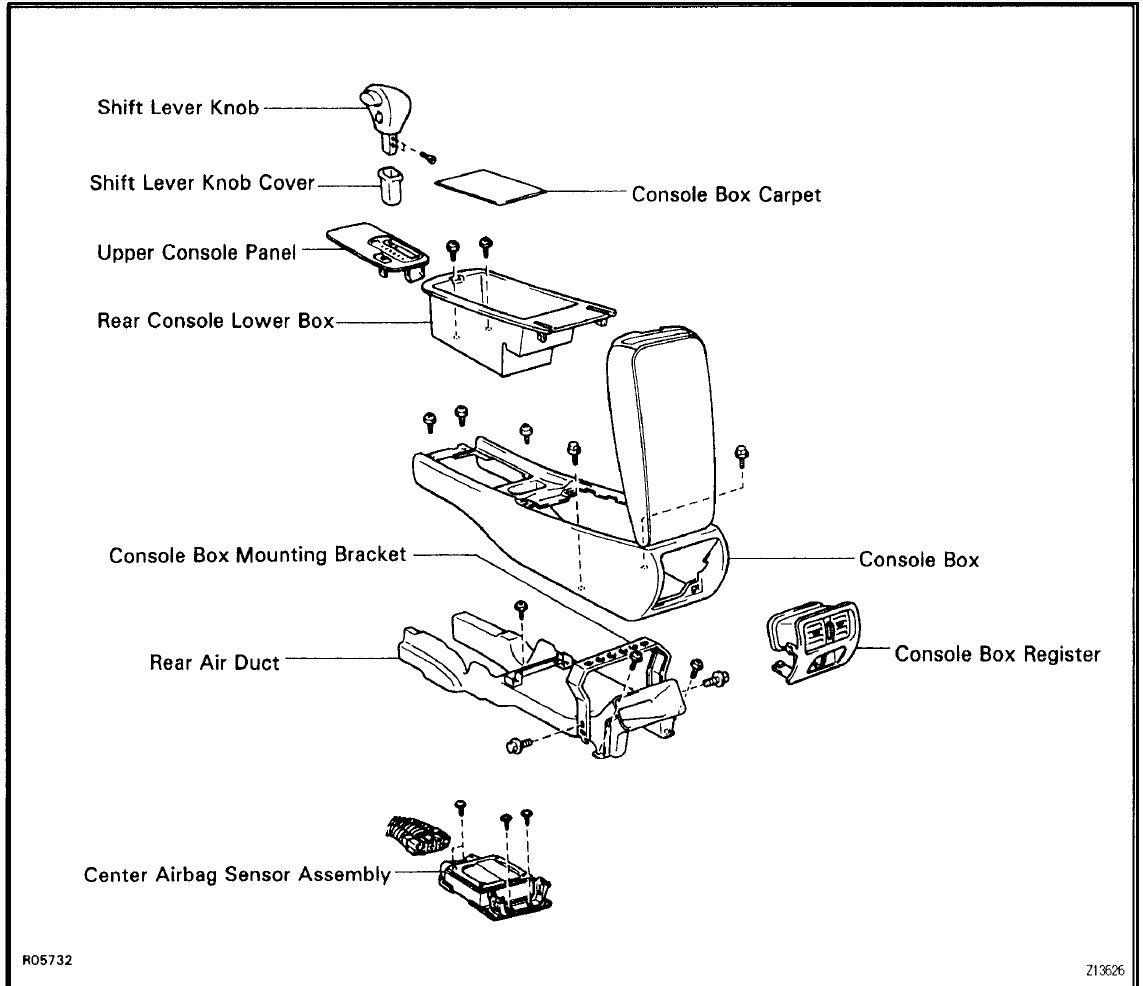 04 Lexus Rx330 Fuse Box Location