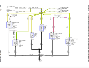 2013 F150 Front & Rear Exterior Lights Wiring Harness Diagram  Ford F150 Forum  Community of