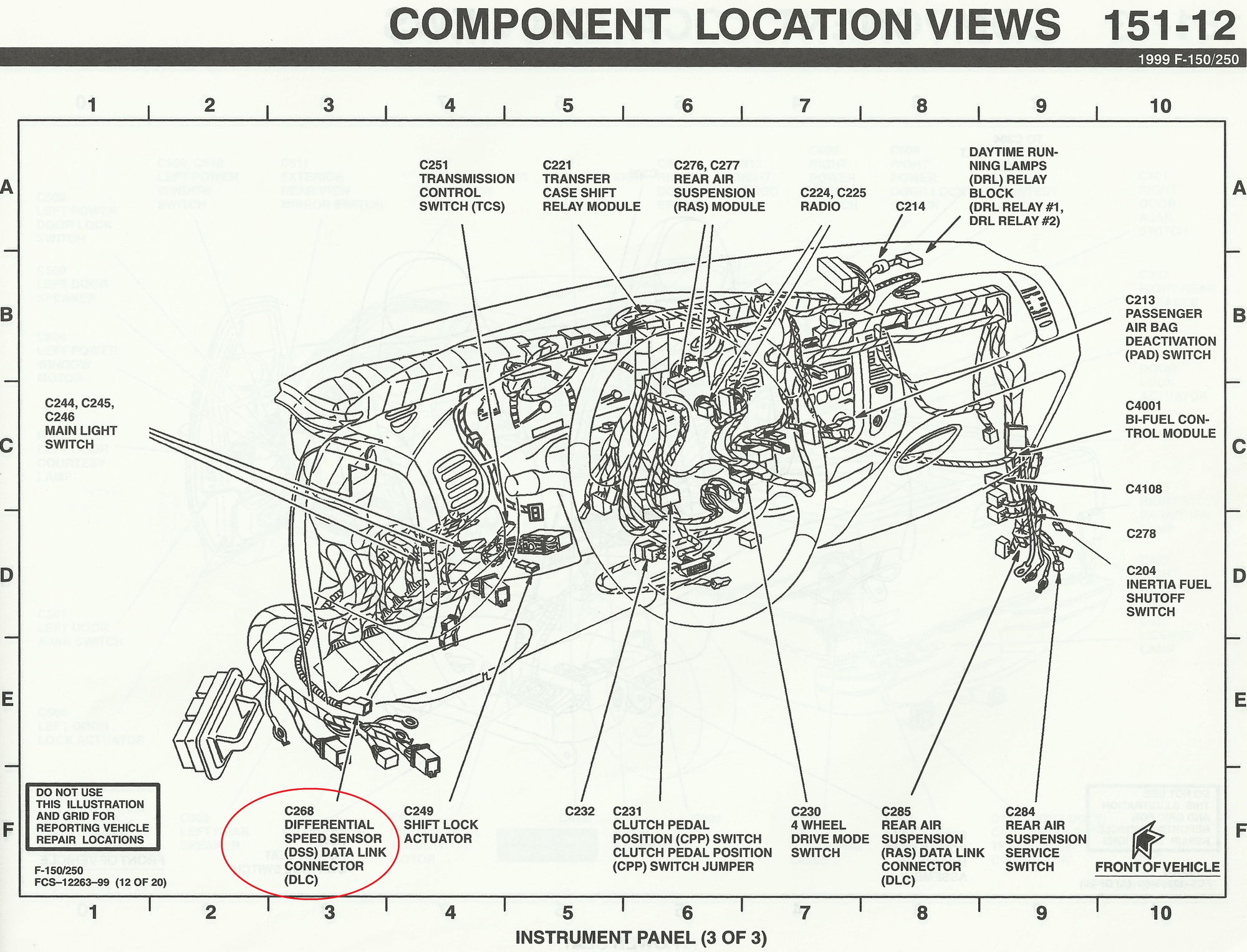 Chevy Venture Fuse Box Diagram