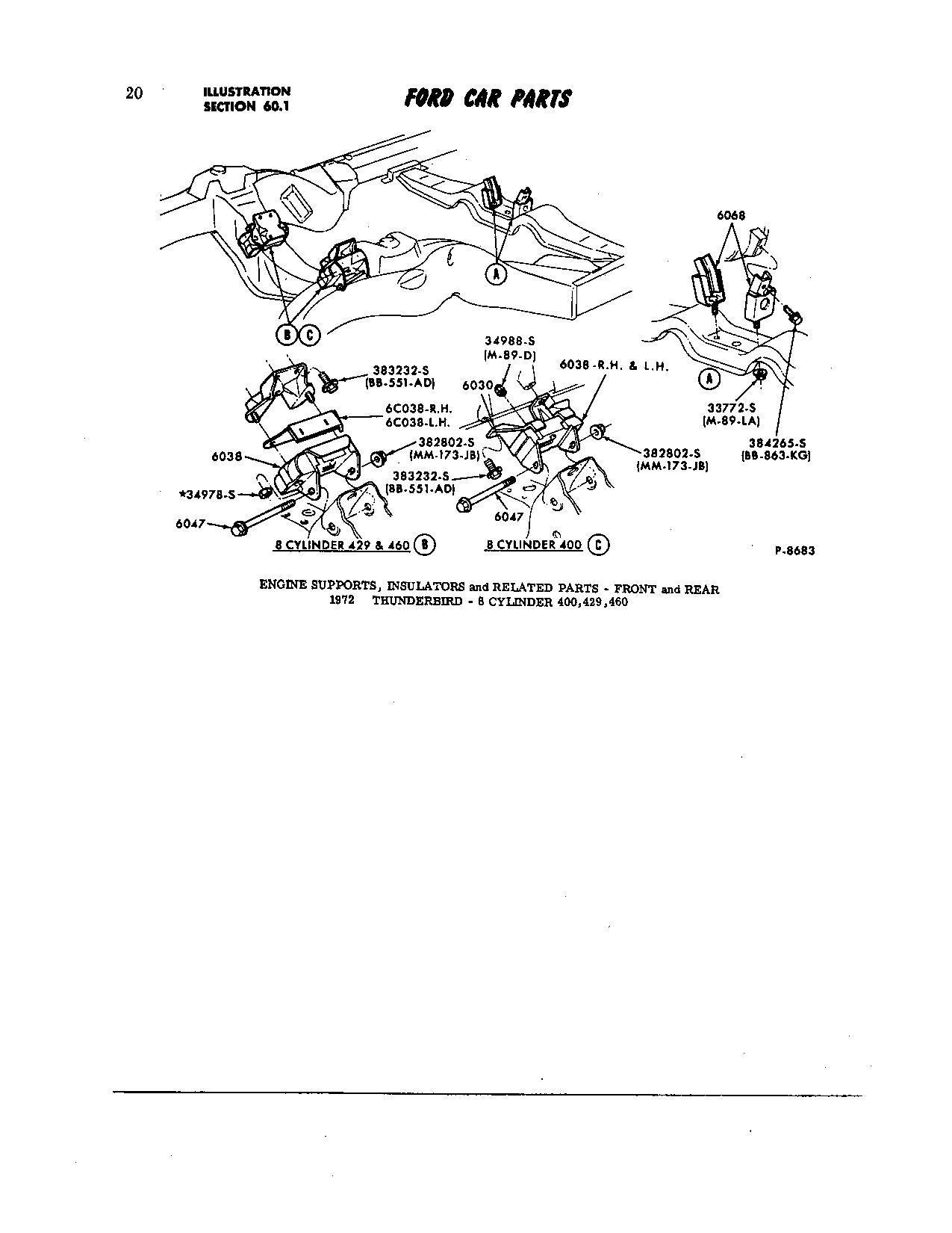 F100 Help On Parts Identification