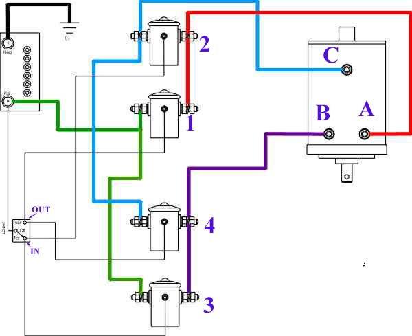 diagram utv winch wiring diagram full version hd quality