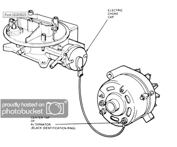 holley carb electric choke wiring diagram  haywire wiring