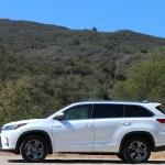 2017 Toyota Highlander Hybrid Brief Drive Of Updated Three Row Suv