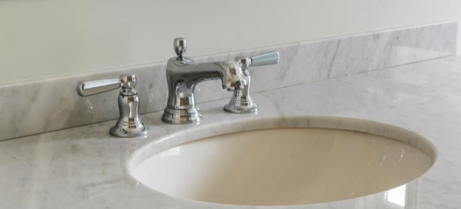 how to seal an undermount sink