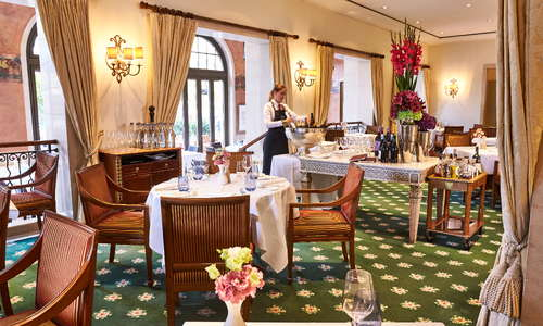 Hotel Adlon Kempinski Berlin Expert Review   Fodor s Travel There are multiple dining options in the hotel  from the fanciful  two Michelin starred Lorenz Adlon Esszimmer to the sleek Thai inspired Sra  Bua to the more