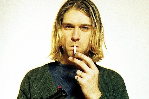 Kurt Cobain Sings to the Scapegoat Child
