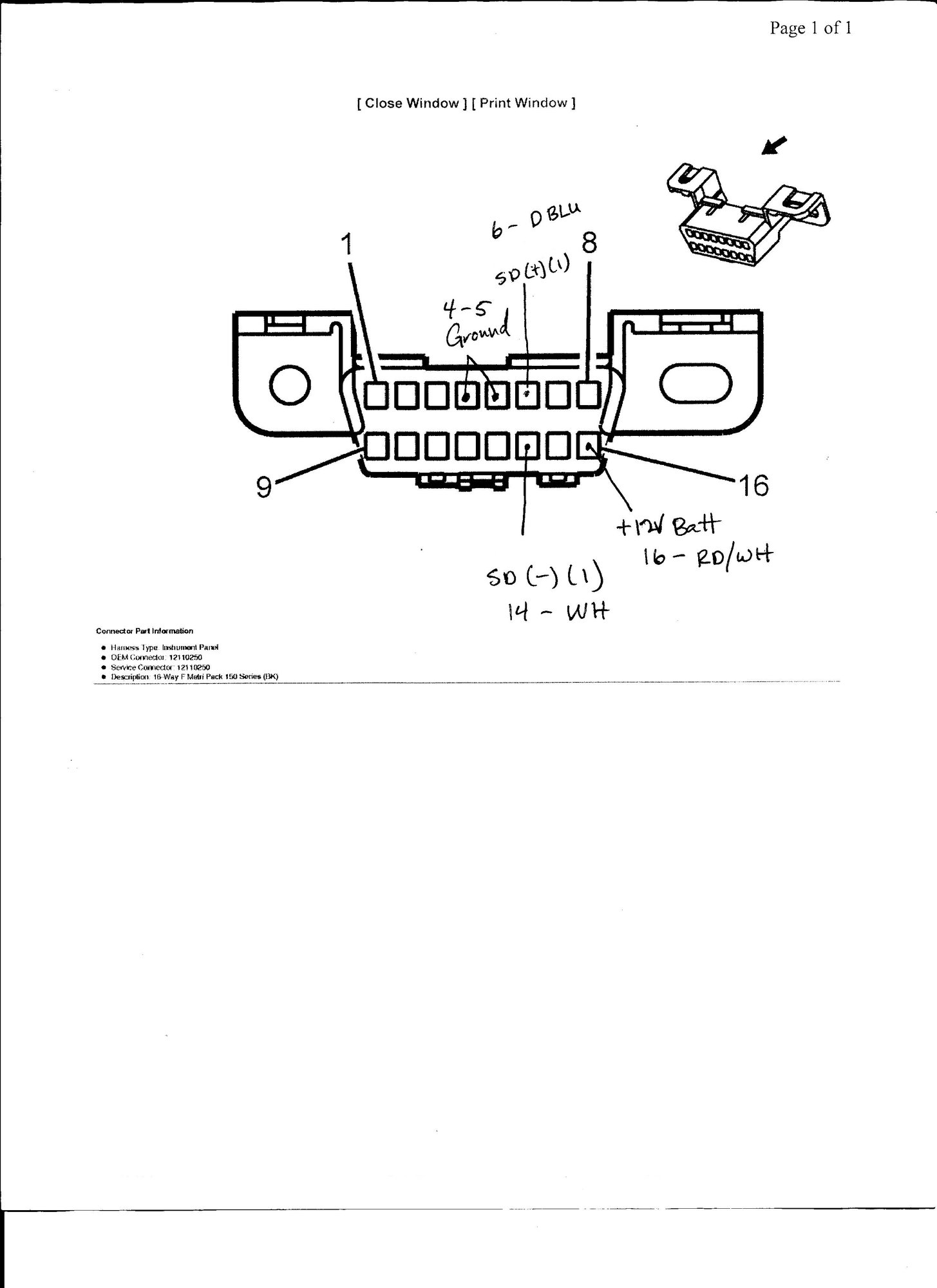 L83 Engine Wiring Diagram