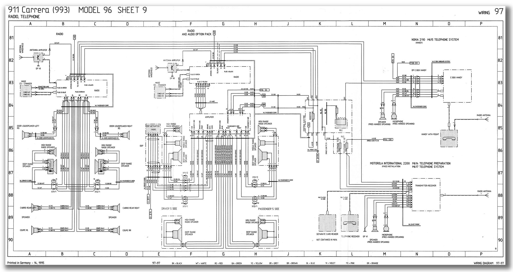 Porsche Flat 6 Engine Diagram