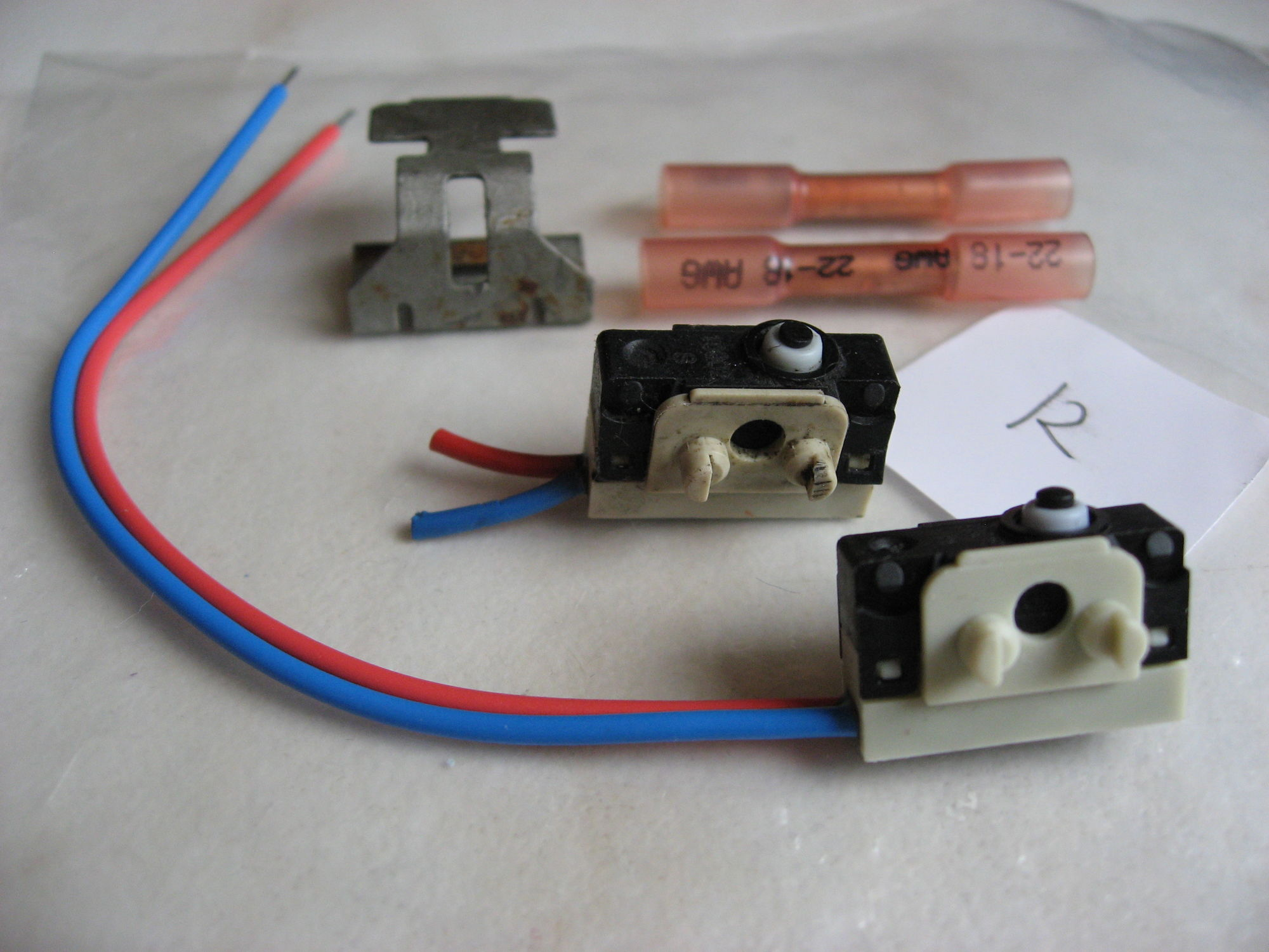 Toyota Wire Harness Repair Kit