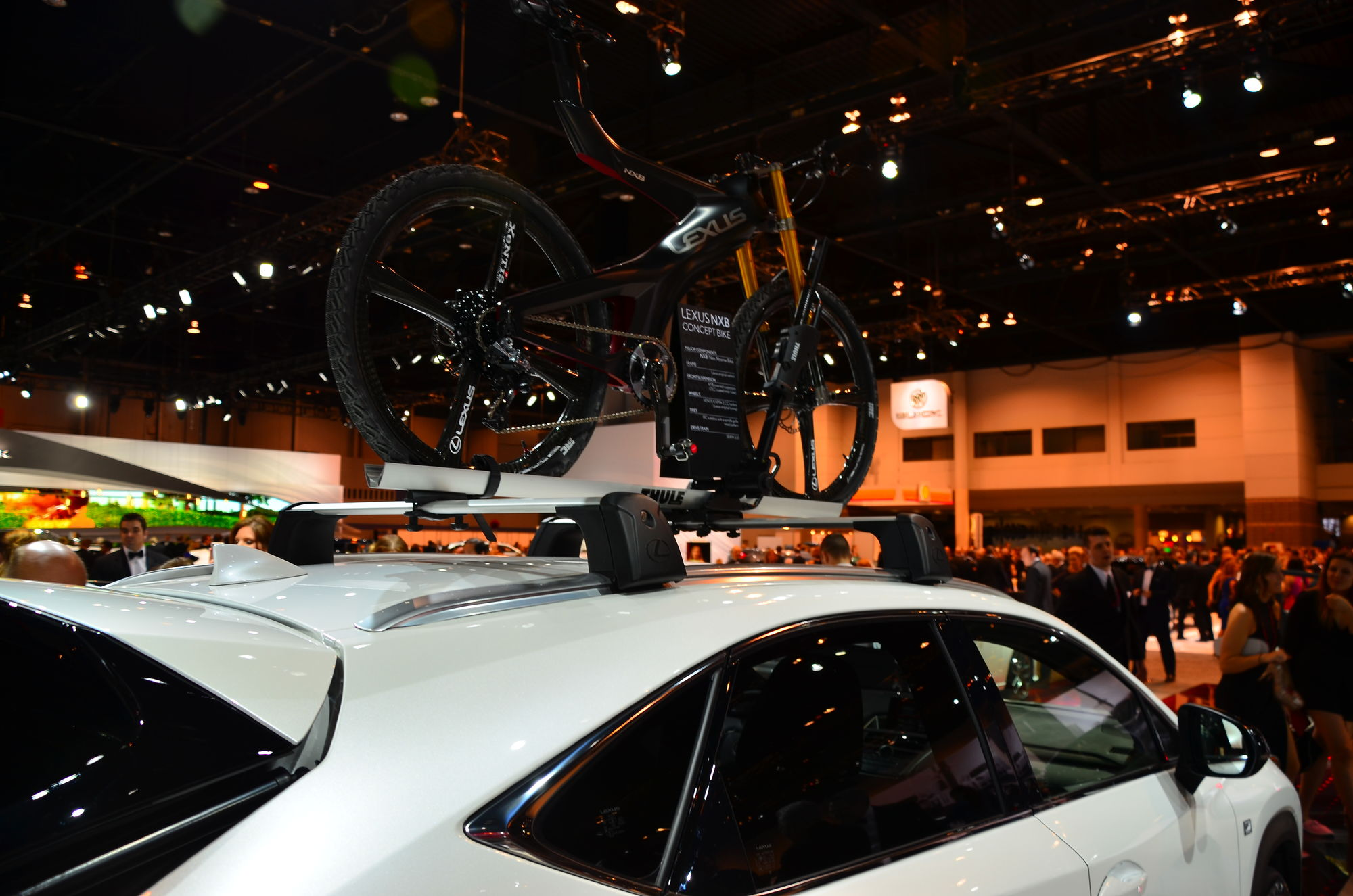 ficial NX Roof Rack Options Merged Threads Page 2
