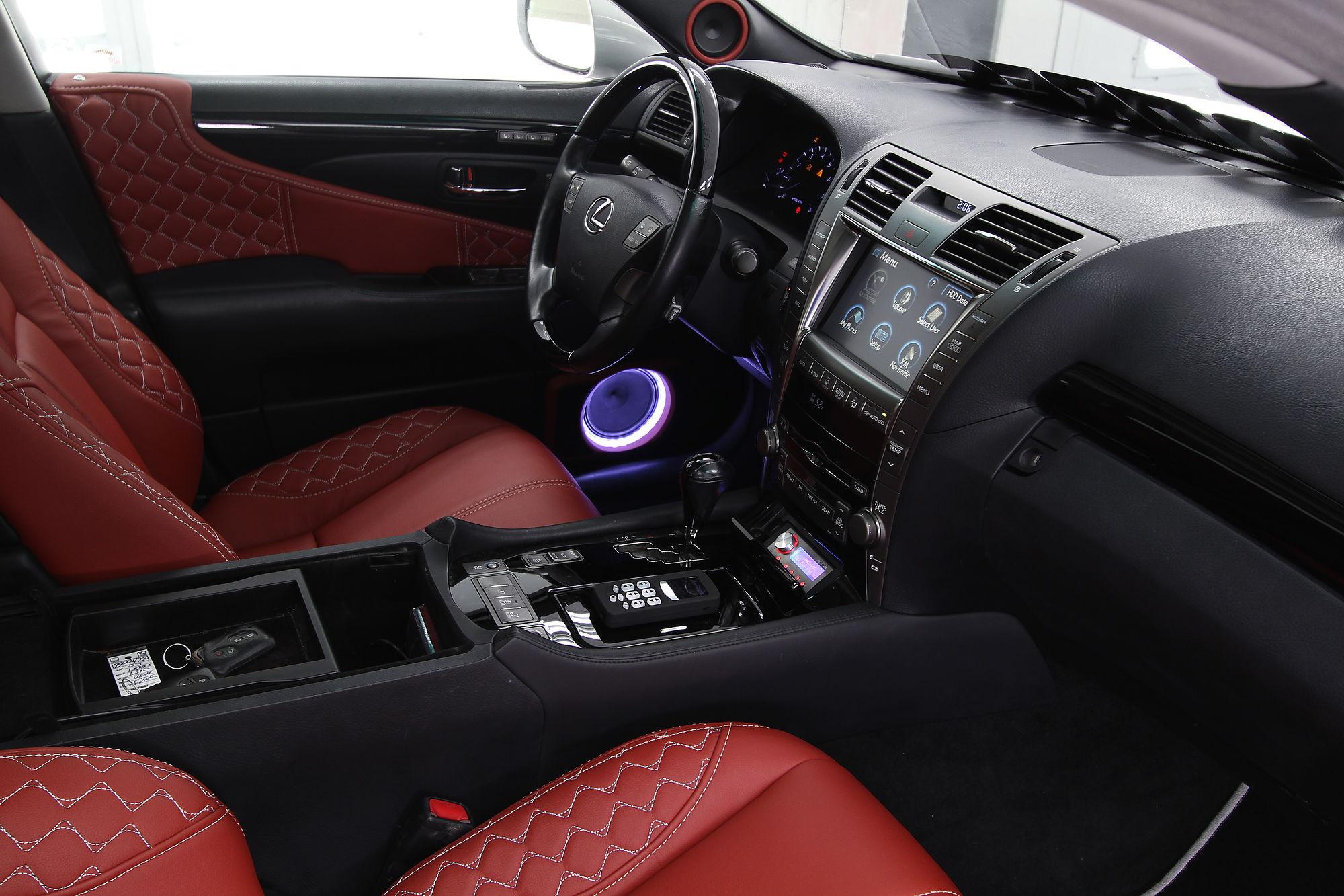 Custom VIP INTERIOR ClubLexus Lexus Forum Discussion