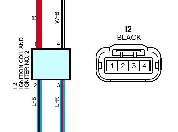 Cylinder 2 Ignition Coil Wiring Diagram Ls430