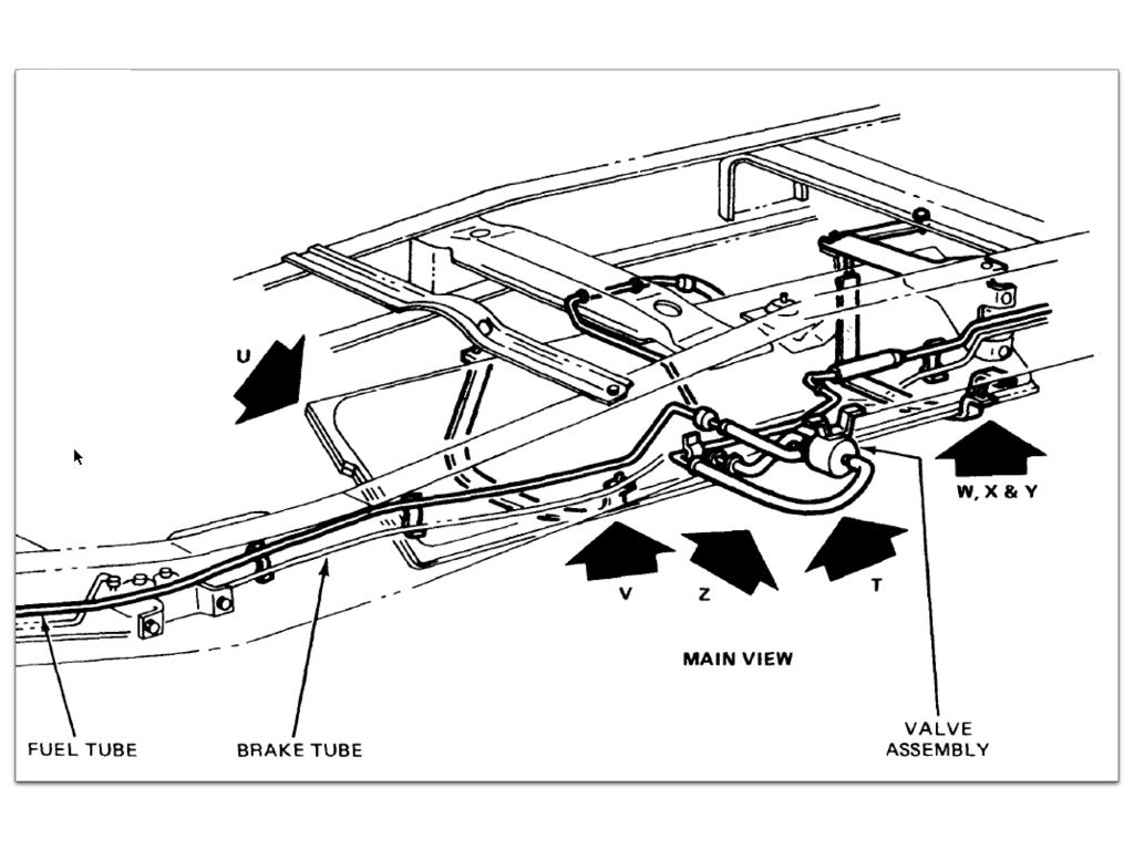 Ford F 150 Fuel System Diagram 2 Tanks