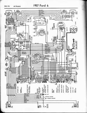 1957 Ford Truck Wiring Diagram  Ford Truck Enthusiasts Forums